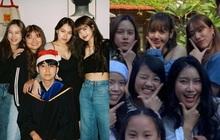 """Bạn thân 14 năm tung ảnh bên Lisa (BLACKPINK) và nhóm bạn, lỡ """"bóc"""" luôn nhan sắc thật của nữ idol ngoài đời"""