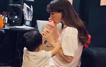 Hoà Minzy kể chuyện đưa quý tử hào môn đi làm lúc 3 tháng tuổi, tiết lộ vai trò đặc biệt của Đức Phúc