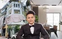 Hồng Đăng gây choáng khi hé lộ căn biệt thự sang trọng, 2 mặt tiền toạ lạc ở trung tâm thành phố Hà Nội