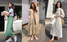 Hè đến chăm diện váy vóc nhưng lười đi giày cao gót thì bạn cứ mix cùng 4 kiểu giày bệt này là chuẩn đẹp