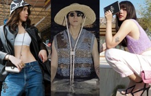 """Instagram look sao Việt tuần qua: Sơn Tùng chụp ảnh kiểu... khó hiểu, Ngọc Trinh """"quẩy"""" hàng hiệu cả trăm triệu hậu mất 15 tỷ đồng"""
