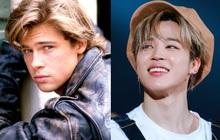 Không phải nam thần Jin - V, thành viên BTS này mới là người được đài truyền hình Mexico gọi là Brad Pitt của thế kỷ 21