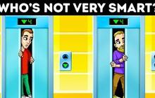 Quiz: 99% bạn sẽ không thể trả lời đúng hết 6 câu đố này, trừ phi có mắt quan sát cực tốt