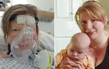 Bà mẹ 3 con hôn mê 10 ngày sau khi mắc Covid-19, tỉnh lại quên luôn mình đã sinh con