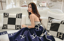 """Bóc giá đồ decor nhà của """"bà hoàng Hermès"""": Món gì cũng đắt khủng khiếp, một góc nhỏ đã tốn cả tỷ đồng"""