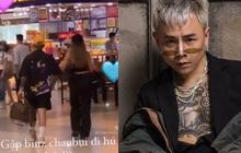 """Lộ ảnh bị """"tóm sống"""" cạnh Châu Bùi, Binz bị netizen chê bai không đẹp đôi vì lý do này nghe có kém duyên?"""