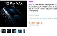 Mua iPhone 12 giá rẻ có thể dính hàng giả, hàng nhái
