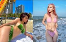 Cứ qua một ngày, các đối thủ đáng gờm trên đường đua bikini xuất hiện càng nhiều