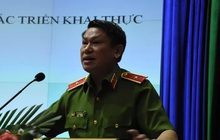 Bộ Công an thông tin có tổ chức ma túy in giả logo Đài Truyền hình Việt Nam gắn vào xe
