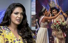 Người giật phăng vương miện của tân Hoa hậu Sri Lanka lần đầu lên tiếng về hành động kém duyên, tuyên bố từ bỏ danh hiệu