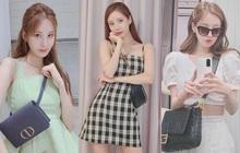 Em út 30 tuổi nhà SNSD - Seohyun có loạt outfit trẻ trung và nữ tính, xem mà muốn copy hết luôn!