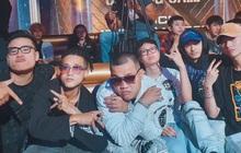 Rapper từng làm giám khảo ngang hàng Binz, Rhymastic bất ngờ xuất hiện tại casting Rap Việt mùa 2!