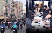 Rap Việt mùa 2 casting căng cực: Thí sinh xếp hàng dài vài cây số, tỉ lệ chọi còn chưa tới 3%?