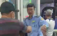 Xe cấp cứu chở bệnh nhân ung thư vẫn bị nhân viên bến xe Đà Nẵng chặn đường thu tiền