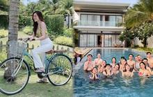 """Resort Vũng Tàu view đẹp hết sảy Lan Ngọc vừa ghé: Giá phòng rất """"êm"""" chỉ từ 3 triệu, ai cũng nên tận hưởng 1 lần"""