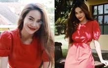 """""""Bóc"""" tủ váy vóc của Hà Hồ: Toàn đồ xinh ngây ngất, lại cực hợp """"bánh bèo"""" công sở và các chị em U30"""