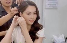 """Ekip làm việc """"bóc"""" nhan sắc của Hoa hậu Đặng Thu Thảo qua camera thường, chụp vội vài tấm mà vẫn xinh đến câm nín"""