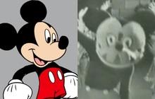 Loạt ảnh chuột Mickey với bộ hàm kinh dị 66 năm trước gây sốc MXH, leo cả hot search bên Trung