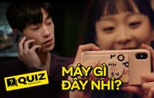 """Soi những smartphone """"đỉnh của chóp"""" may mắn xuất hiện trong các bộ phim đình đám xứ Hàn?"""