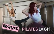 """Quiz: Mê mẩn bộ môn Pilates được sao Hàn ưa chuộng, thách bạn trả lời đúng 7 câu """"dễ như ăn kẹo"""" về Pilates đấy!"""