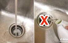 Học TikToker trộn nước rửa bát với thuốc tẩy để thông cống, nhiều người giật mình khi nghe cảnh báo từ chuyên gia