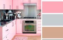"""20 sự kết hợp màu sắc """"đỉnh của chóp"""" cho căn bếp thêm đẹp và sang"""