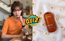Đây là 1 bài quiz giải quyết gần hết rắc rối của nàng da dầu, từ chuyện kiềm dầu tới vấn đề trôi makeup luôn!