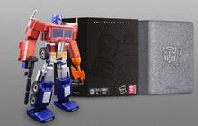 Đây là mẫu đồ chơi Transformers có thể tự động biến hình qua giọng nói, giá hơn 16 triệu đồng