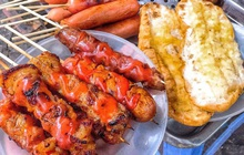 Ăn gì chốt nhanh: Chiều đói mà gọi thịt xiên nướng và bánh mì bơ ở 7 quán này thì cứ gọi là ngất ngây