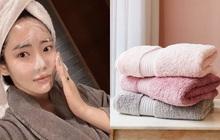 """Nếu biết lý do khiến làn da ngày càng nhăn nheo mụn nhọt, bạn sẽ """"cạch"""" đến già việc dùng khăn lau mặt"""