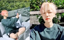 Netizen phát sốt với ảnh hậu kỳ selfie của loạt idol xứ Hàn, kỹ năng thượng thừa hay nhan sắc đỉnh cao?