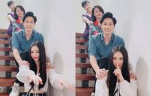 Quỳnh Kool hé lộ ảnh hậu trường Hướng Dương Ngược Nắng: Tiểu thư Minh Ngọc và Trí sắp về chung nhà thật rồi?