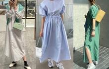 """À thì ra gái Hàn mặc váy dài mà không giống """"bà già"""" là nhờ 4 tips nhỏ này!"""