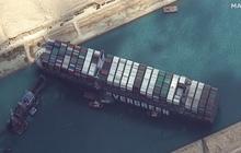 Vụ mắc cạn tàu Ever Giventại kênh đào Suez gây ô nhiễm không khí nghiêm trọng