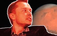 """Elon Musk tự xưng mình là """"Hoàng đế sao Hỏa"""""""