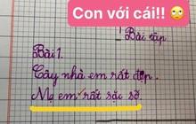 """Học trò lớp 1 trổ tài làm bài tập tiếng Việt siêu lầy, đến giáo viên cũng phải thốt lên: """"Cười tắc thở mất! Đi dạy như tấu hài"""""""