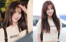 """3 năm trôi qua nhưng đến giờ netizen mới biết lý do """"nhạy cảm"""" khiến Jisoo đột nhiên để tóc mái thưa khi ra sân bay lần đó"""