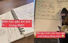 Môn học mà sinh viên RMIT sợ nhất