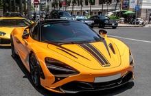 """Cận cảnh McLaren 720S Spider của nữ ca sĩ Đoàn Di Băng sau khi """"lột xác"""", một chi tiết độc đáo khẳng định tính cá nhân hóa"""