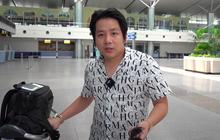 Khoa Pug chính thức bay khỏi Việt Nam, rơm rớm nước mắt gửi lời tri ân tới 1 người đặc biệt