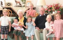 Các thành viên hoàng gia chia sẻ loạt ảnh chưa từng thấy của Hoàng tế Philip, đặc biệt nhất là tấm hình do vợ chồng Công nương Kate đăng