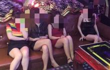 Phát hiện 20 nam, nữ phê ma túy trong nhà nghỉ