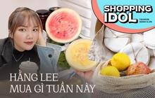 """Shopping Idol: Hằng Lee mách chị em 6 món đồ tiện ích ngon bổ rẻ, hay nhất là nắp silicon bọc thực phẩm """"xịn xò"""""""