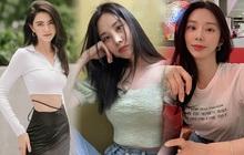 Đồ Zara sao châu Á vừa diện: Toàn crop top, áo phông từ 249k siêu xinh để diện Hè