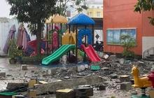 Nguyên nhân vụ sập tường tại trường mầm non ở Sài Gòn