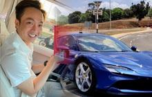 Cường Đô La vừa tậu thêm xế khủng vào BST: Giá hơn 60 tỷ, trang bị theo yêu cầu riêng và có chi tiết đặc biệt liên quan đến Đàm Thu Trang