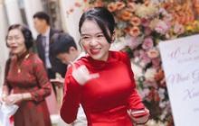 Khoảnh khắc nhí nhảnh của Nhuệ Giang (vợ Xuân Trường): Hip-hop never die - Lấy em never sai!