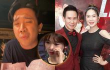"""Netizen """"bóc mẽ"""" Trấn Thành trên livestream: Trước thề không nhớ Lật Mặt công chiếu, sau kể Hari Won tụt canxi không đi họp báo được?"""