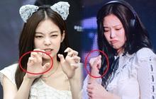 Có lẽ người ta nên phong Jennie là bà chúa của những thể loại... làm mất nail ấy nhỉ?