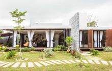 Nhà cấp 4 của gia đình tam đại đồng đường ở Quảng Nam: Bên ngoài giản dị mà bên trong sang trọng như resort 5 sao